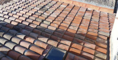 Rénovation complète d'une toiture